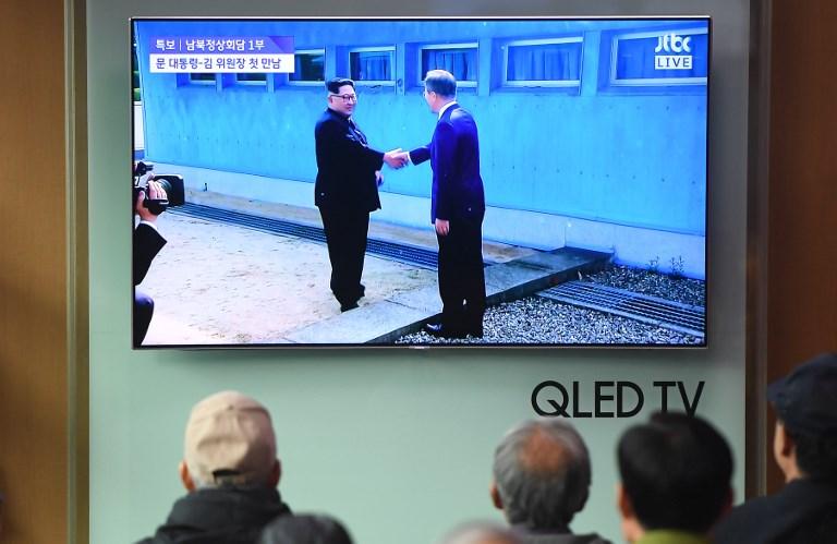 cumbre-corea-kim-moon