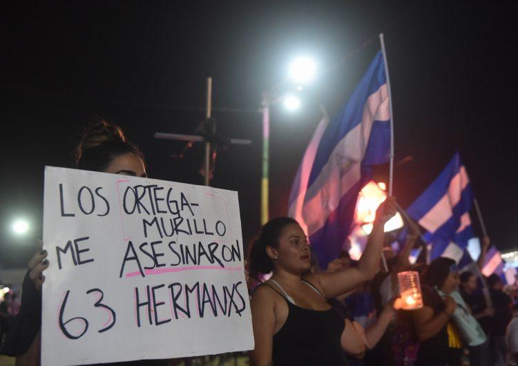Aumenta número de muertos en Nicaragua; se mantiene presión en las calles