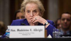 Madeleine Albright habla acerca de Trump, el antifa y del…