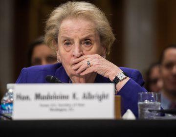 Madeleine Albright habla acerca de Trump, el antifa y del regreso del fascismo global