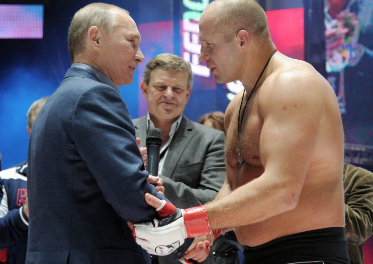 ¿Quién es Emelianenko, el peleador de artes marciales mixtas vinculado con Trump e interrogado por el FBI?
