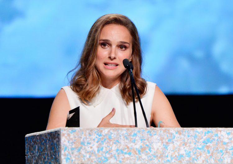 """Natalie Portman evita ceremonia donde le entregarían el """"Nobel judío"""" para """"no apoyar a Netanyahu"""""""