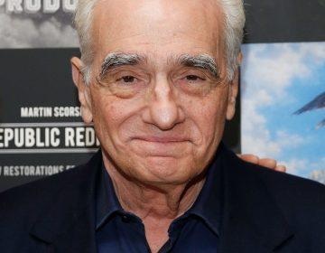 El director de cine Martin Scorsese, premio Princesa de Asturias de las Artes