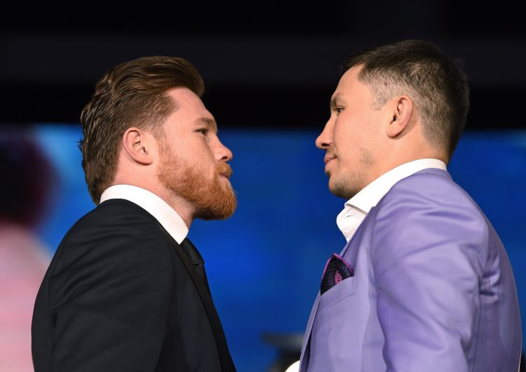 """Se cancela la pelea entre """"el Canelo"""" Álvarez y Gennady Golovkin para mayo próximo"""