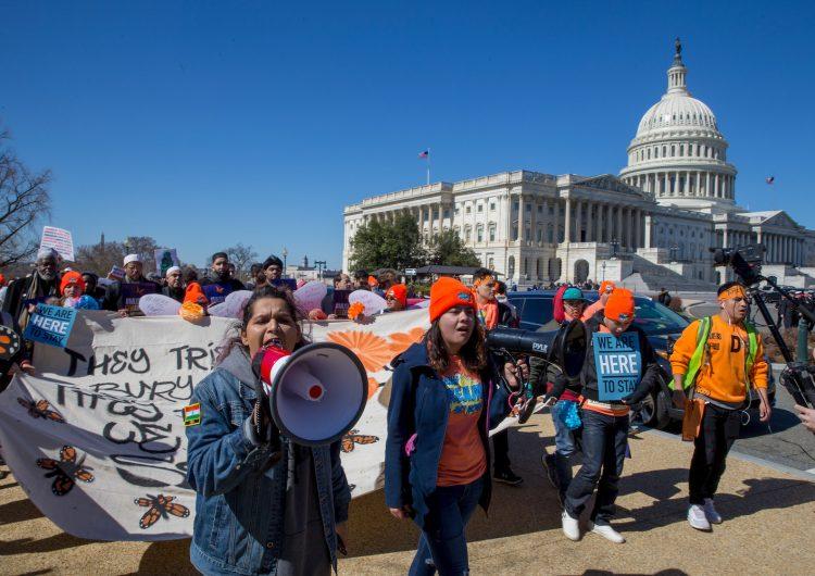 """DACA no está """"muerto"""", EE. UU. aprobó más de 55.000 permisos en 2018"""