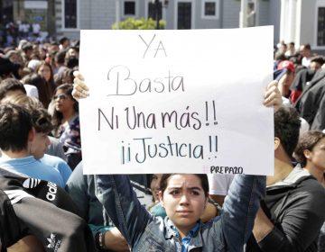 """Aumentan feminicidios en Jalisco en elecciones; """"justicia"""" se va de campaña"""