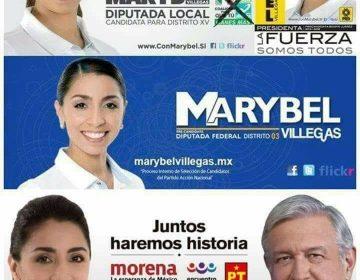 #EstoSíPasó Candidata a senadora por Morena ya pasó por el PAN, PRI y PRD