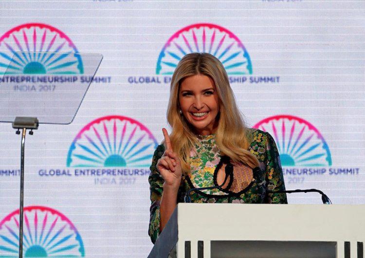 Ivanka Trump lanzará en Lima plan para empoderar a mujeres latinoamericanas