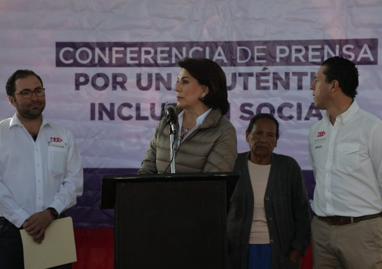 Aseguran candidatos del PRI que acabarían con la pobreza en dos sexenios
