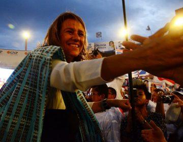 Margarita Zavala asegura que, con Calderón, los casos de corrupción tuvieron consecuencias