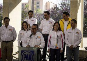 Analiza PAN denuncia contra el PRI por espectaculares