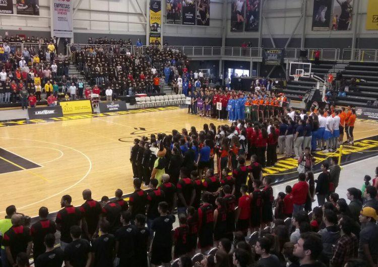 Inicia campeonato nacional de baloncesto universitario en CETYS