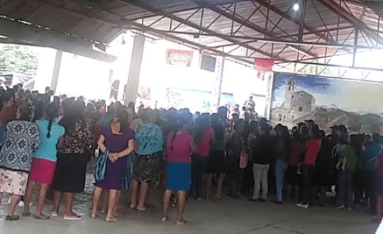 Esposa de candidato de Morena en Huejutla paga para ser liberada