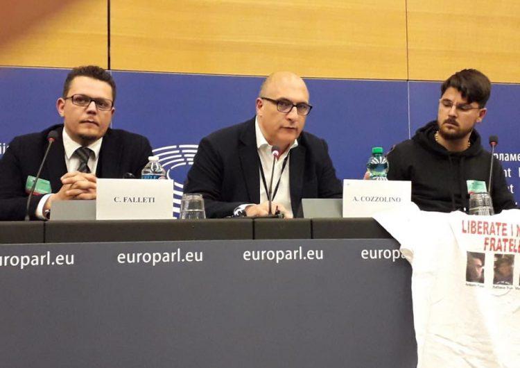 Llevan parlamentarios a Eurocámara caso de italianos desaparecidos en Jalisco