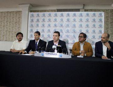 Programa Coparmex dos debates entre candidatos de Aguascalientes