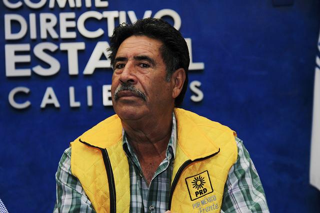 Expulsará PRD a militantes que apoyen a AMLO