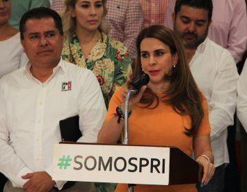 Critica coordinadora de Meade que AMLO sume a 'viejos priistas'