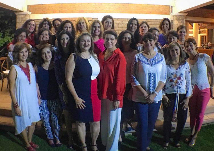 Promete Lorena Martínez vigilar un TLCAN conveniente para Aguascalientes