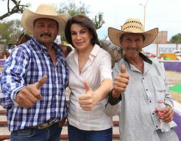 Piden campesinos a Lorena Martínez revisar Procampo