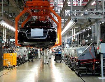 Suma Audi 5 mil 200 trabajadores a 5 años de su llegada