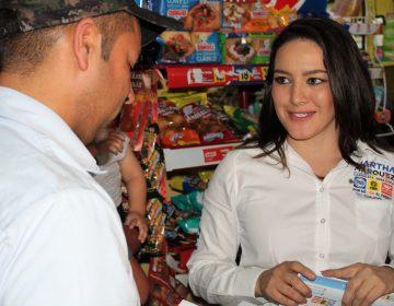 Quitará Martha Márquez filiación partidista a miembros de Sistema Anticorrupción