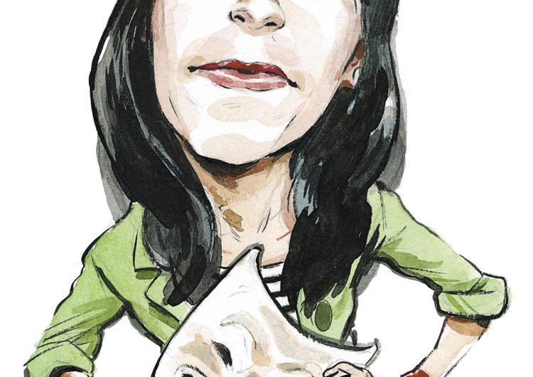 """Abbi Jacobson: """"En mi vida cotidiana, me siento más cómoda en el caos constante"""""""