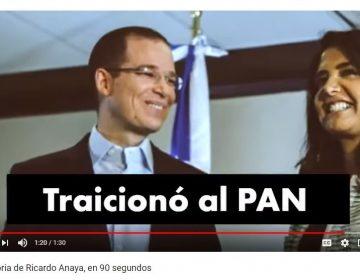 """Segunda parte: ¿Cierto o falso? Estos son los datos del video """"Ricardo Anaya, en 90 segundos"""""""