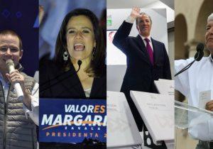 Cuál es el beneficio político para los candidatos en México de presentar su declaración patrimonial