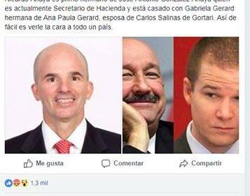 Ricardo Anaya y el secretario de Hacienda no tienen parentesco