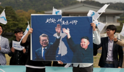 Líderes de Corea negociarán el fin de una rivalidad de…