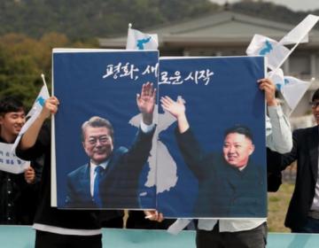 Líderes de Corea negociarán el fin de una rivalidad de décadas