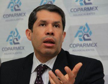 Alista Coparmex debates entre candidatos de Aguascalientes