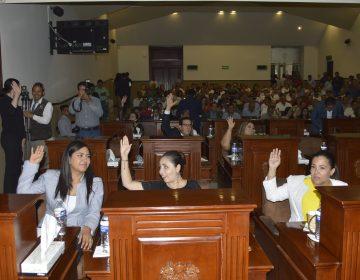 Solicitan licencia para separarse del cargo siete diputadas y diputados