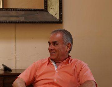 Yo no vengo a improvisar: Felipe Arturo Camarena