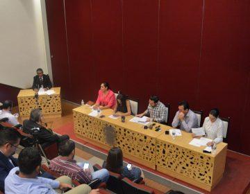 Entrevistan diputados a aspirantes a Consejo Consultivo de DDHH