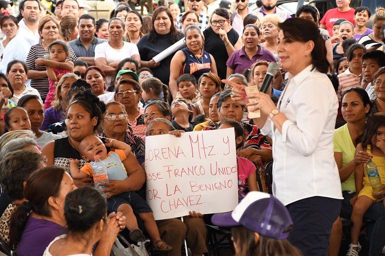 Busca candidata del PRI recortar brecha presupuestal en municipios