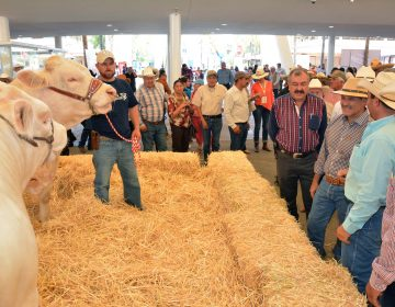 Inaugura Gobierno segunda etapa de la Expo Ganadera