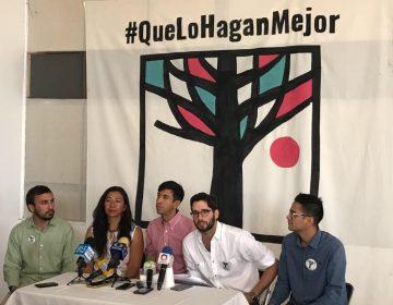 #QueLoHaganMejor, Kumamoto e independientes retan a políticos