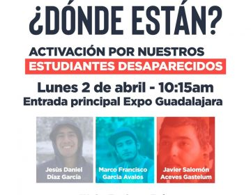 Advierten manipulación del Gobierno de Jalisco en elección de Fiscalía para Desaparecidos