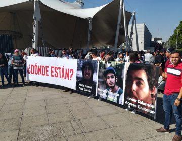 """""""¿Dónde están nuestros estudiantes?"""", exigen universitarios a Aristóteles en Jalisco Talent Land"""