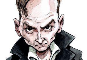 David Tennant, el encantador alienígena principal