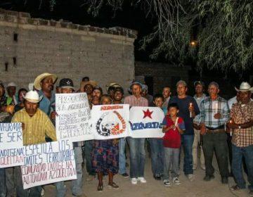 Wixárikas de Jalisco exigen frenar amenazas, hostigamiento y despojo de tierras; hallan a comuneros