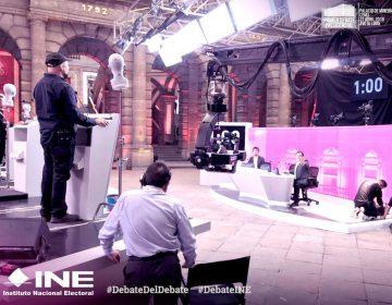 México: datos importantes sobre el primer debate presidencial de este domingo