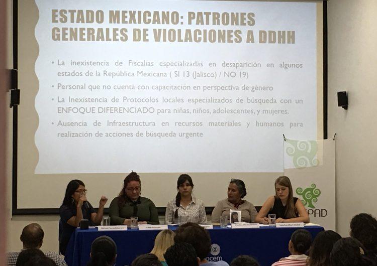 Son menores de edad 18 % de las personas desaparecidas en México; 70 % ocurrieron en este sexenio