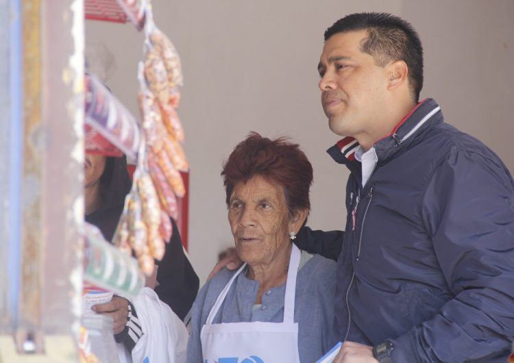 Impulsará Montañez políticas para mejorar calidad de vida de adultos mayores