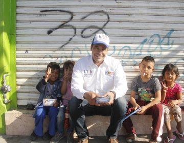 Proteger derechos de la infancia será prioridad: Leonardo Montañez