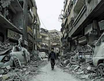 """Siria para turistas: grupos de occidentales viajan para buscar """"la verdad"""" del conflicto"""