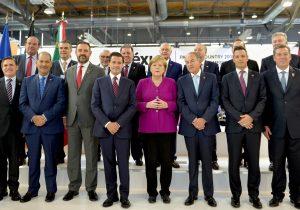 Inauguran pabellones de México y Aguascalientes en Hannover Messe: Gobierno