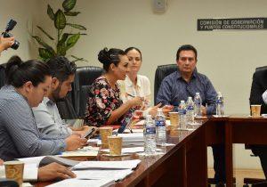 Aprueban en Comisiones iniciativa que crea el Instituto Estatal de Profesionalización para el Docente
