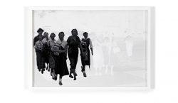 El artista Hank Willis Thomas plantea una interrogante: ¿defenderías tus…